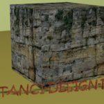 Rock Blocky 08