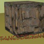 Rock Blocky 01