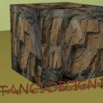 Rock Blocky 03