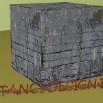 Rock Blocky 19